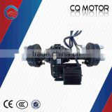 Rear Axle Differential Motor Type shaft axle ATV electric Golf cart 2 speed                                                                         Quality Choice