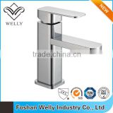 Euro Style Bathroom Wash Hand Basin Single Handle Faucet Made In China
