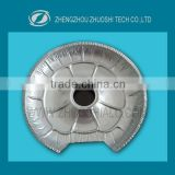 aluminium foil gas burner bib liner with factory price