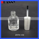 8ml Clear Cosmetic Nail Polish Bottle with Cap Packaging,8ml Clear Nail Polish Bottle with Cap