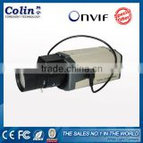Colin high quality resolution cctv camera video driver cctv box camera security camera system