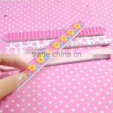 2013 emery boards,nail file,nail emery board 178*19mm for Manicure & Pedicure