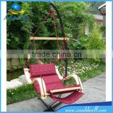 Classical deluxe canvas hanging hammock chair                                                                         Quality Choice
