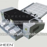 A3 automatic business card cutter machine, card slitter machine, card cutting machin