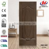 JHK-000 3MM MDF Chestnut Melamine Wenge Veneer Door Skin With High Quality Competitive Price