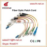 SC/LC/ST/FC//MTRJ/E200 SM/MM Simplex/Duplex Fiber Optic Patch Cord                                                                         Quality Choice