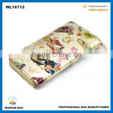 ladies fashion wallet design purse , fashion wholesales ladies wallets for western market                                                                                                         Supplier's Choice