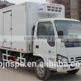 High-quality China cold plate freezer truck sale