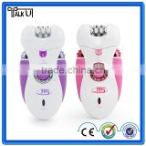 Fashion design rechargeable portable women electric hair removal machine electric hair remover epilator