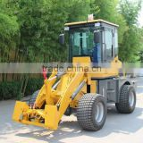Mini tractor with wheel loader ZL10 front end loader                                                                                                         Supplier's Choice
