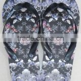 Flip flop slipper for sublimation printing