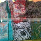 Wholesale lots of lovely branded silk scarves for womens~Source directly from factory in INDIA