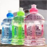 Large Capacity 500ml/1000ml Plastic Water Bottle, Sports Picnic Bicycle Space Kettle, BPA Free My Drink Bottle