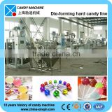 Hot-sale TYB400 Die-forming Lollipop Machine