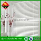 Hot Sell Window Blind With Plain Color Simple Style Finished Window Blind For Bathroom Use