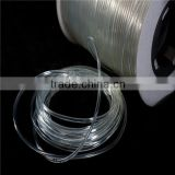 China shanghai tpu transparent Crystal Cord for jewelry