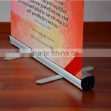 eco-solvent ink printing roll up banner stand