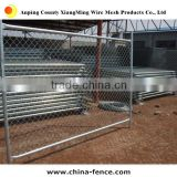 American standard chain link Temporary fence / construction temporary barrier panel/portable fence for American