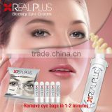 Top quality OEM natural wrinkle&puffiness treatment eye bag removal cream factory