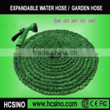 "100ft 30meter length bulk garden hose with 1/2"" & 3/4"" combined faucet connector"