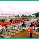 2015 Aluminum Used Crowd Control Barrier, Strong& Durable Crowd Barrier