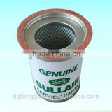 alibaba express SULLAIR air oil separator 02250100-755 for air-oil separetor for air compressor