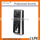 Biometric F21 fingerprint access control and time attendance machine finger print door lock with RFID card reader