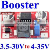 dc dc step up converter boost power supply module 5v 9v 6v to 12v 30v 32v 16v 15v 28v 24v voltage regulator
