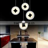office professional good quality lighting modern led chandelier LED Hanging Pendant lamp
