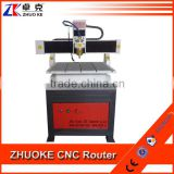 600*600mm Cheap PCB CNC Router Protel99&CopperCAM Software ZK-6060