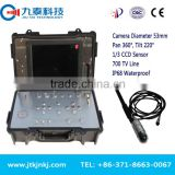 GT-200Y 120m pipe inspection camera for sewer lining water and drainage problems