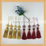Mini cotton small tassel used for craft 2016