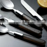 Hot Sale! Factory Direct Wholesale Fasion Design Silver Coated Plastic Spoons