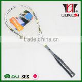 SGX571 new design aluminium&carbon squash racket/squash racquet with squash string