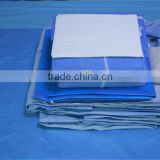 medical sterile surgical hip drape