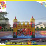 Cheap price jungle inflatable castle/backyard inflatable jumper/animal inflatable bouncers