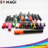 waterproof liquid chalk, rain resist pen for menu board outdoor, permanent waterproof marker pen