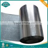 Aluminum butyl rubber sound deadening tape