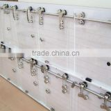 Huajian Hardware Heavy Duty Good Quality Glass Hardware