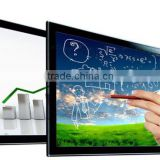 Multi Media Wall Mounted 55 inch teaching Touch All in one pc