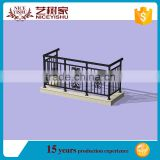 Alibaba China Wholesale modern iron balcony railings designs outdoor hand railings for stairs