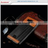 low moq with card slots football pattern bumper case back cover for meizu mx4 pro m2 note
