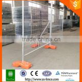 Construction Site AS4687-2007 Standard hot dipped galvanized welded panel removable temporary fence