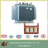 oil immersed amorphous metal power transformer