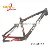 Top quality full carbon bicycle frame