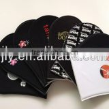 Exfoliating Bath Glove Scrub Mitt Printed Logo With High Quality
