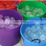 Manufacture High quaility self sealing Magic water balloons Magic bunch o balloons/ water balloons