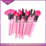32 Pcs Brand Professional Pink Makeup Brushes Brush Set Cosmetics Make Up Maquiagem Kabuki Contour Foundation Eyebrow Brush
