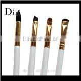 4Pcs Makeup Cosmetic Brush Set Kit Include Face Contour Eye Brush