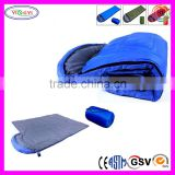 C983 Outdoor Baby Warm Blanket Camping Envelope Sleeping Bags Warming Blanket for Babies